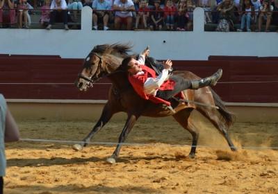 La voltige cosaque - Spectacle équestre Aventure au galop